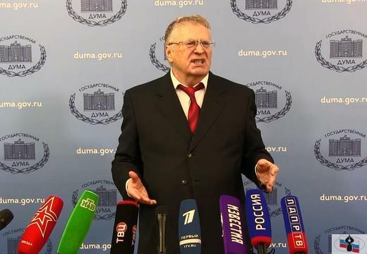 Лидер ЛДПР предложил свою схему пенсионной реформы