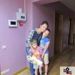 Волонтеры посещают приюты Коломны