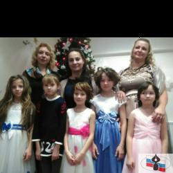 Волонтеры побывали на Рождественском концерте подопечных приюта