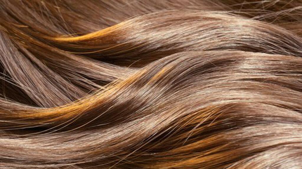 Сияющие здоровые волосы