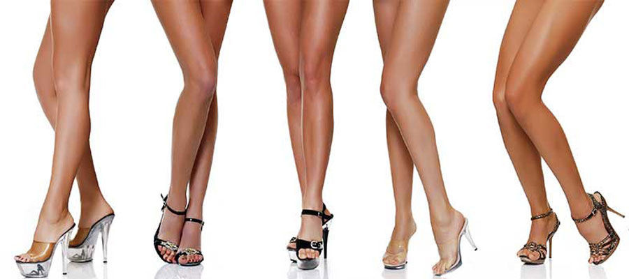 идеальные ноги